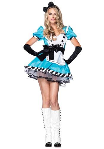 Charming Alice Costume