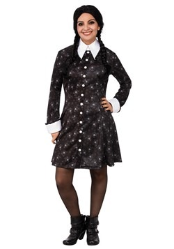Addams Family Wednesday Adult Costume