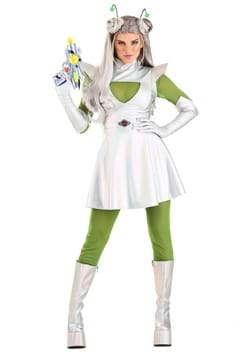 Women's Outer Space Alien Costume