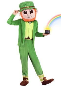 Adult Mascot Leprechaun Costume