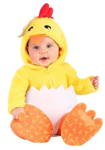 Infant Hatching Chicken Costume