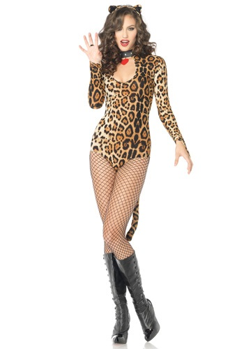 Sexy Leopard Costume By: Leg Avenue for the 2015 Costume season.