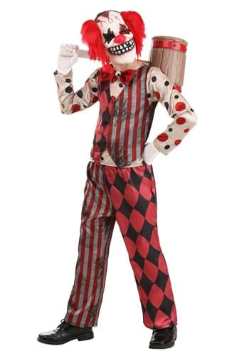 Kids Killy the Clown Costume