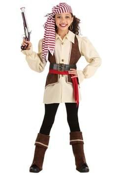 Girl's Cavalier Buccaneer Costume