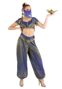 Womens Sexy Genie Costume