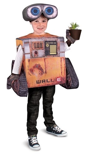 Wall-E Boys Toddler Costume