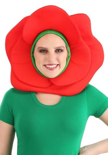 Rose Flower Headpiece
