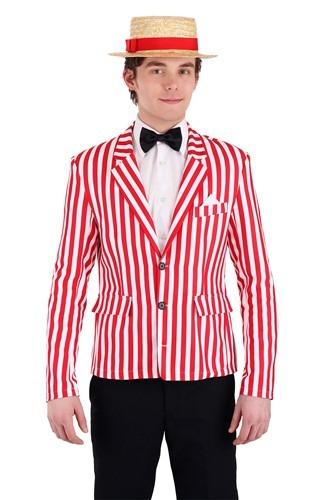 Mens Roaring 20s Plus Size Jacket Costume