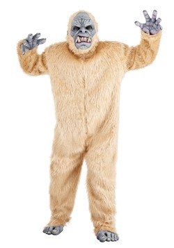 Adult Mountain Yeti Costume