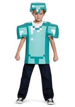 Minecraft Child Armor Classic Costume DLC