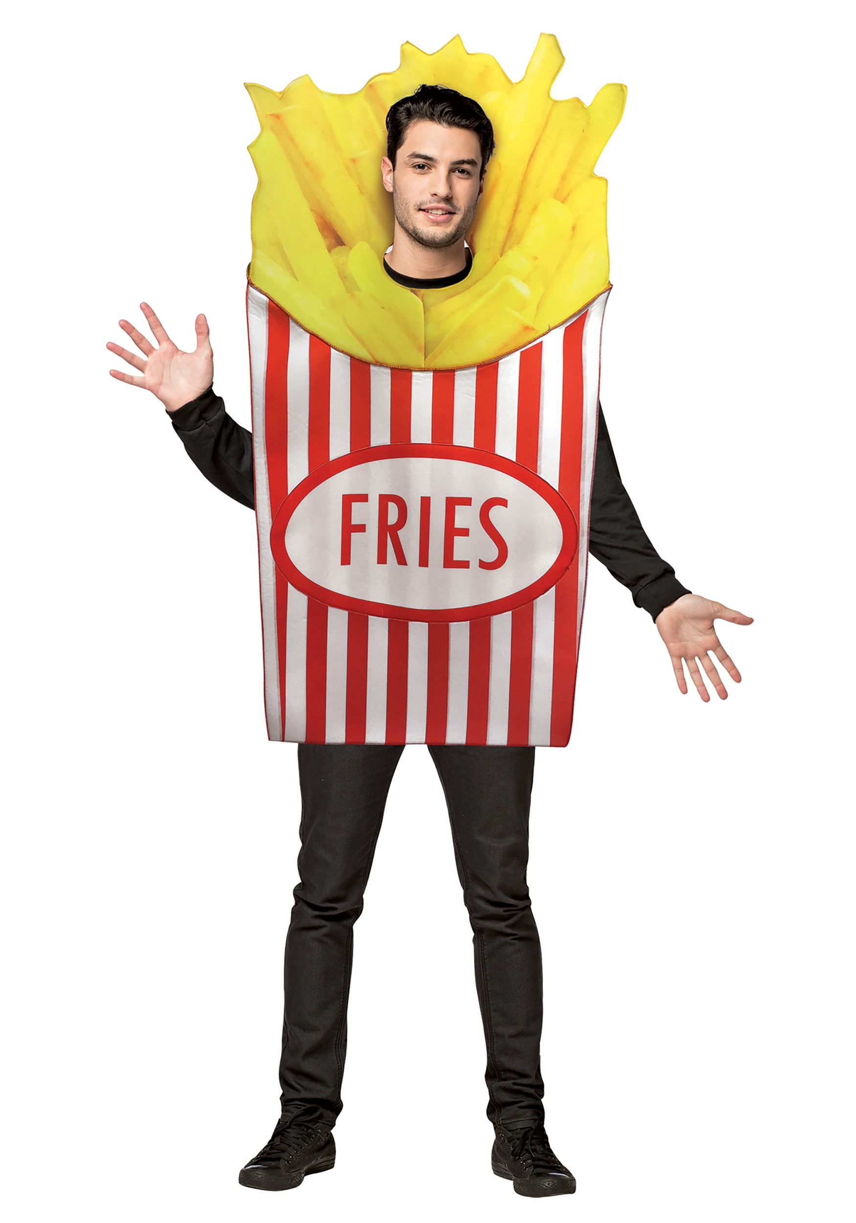 French Fries Cosplay