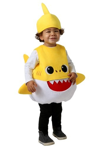 Baby Shark Toddler Feed Me Costume