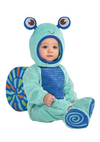 Infant Snail Crawler Costume