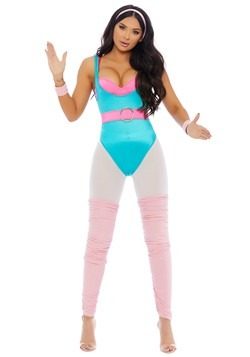 Women's So Plastic! Costume