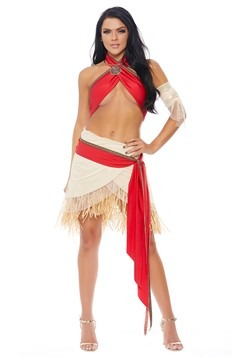 Women's Island Princess Costume