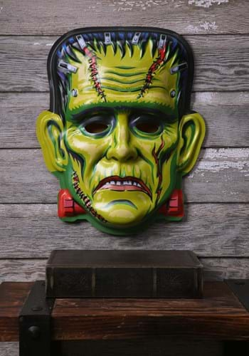 "Cranky Frankie Ghoulsville Classics 19"" Tall Wall Decor"