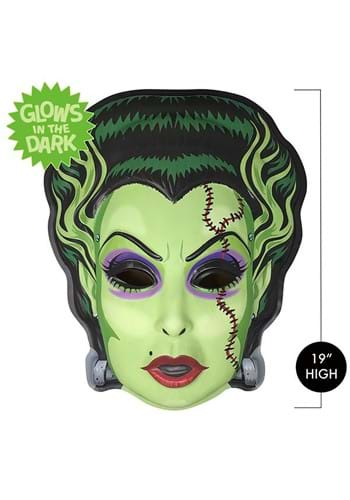"Ghoulsville Classics Toxic Bride - 19"" Tall Wall Décor"