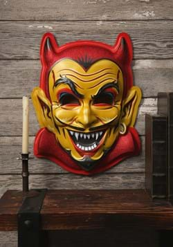 Spook House Devil Ghoulsville 19 inch Tall Wall Décor Main U