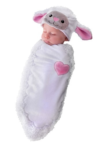 Rylan the Lamb infant Bundington Costume