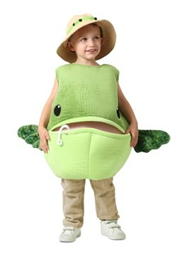 Child Feed Me Bass Costume