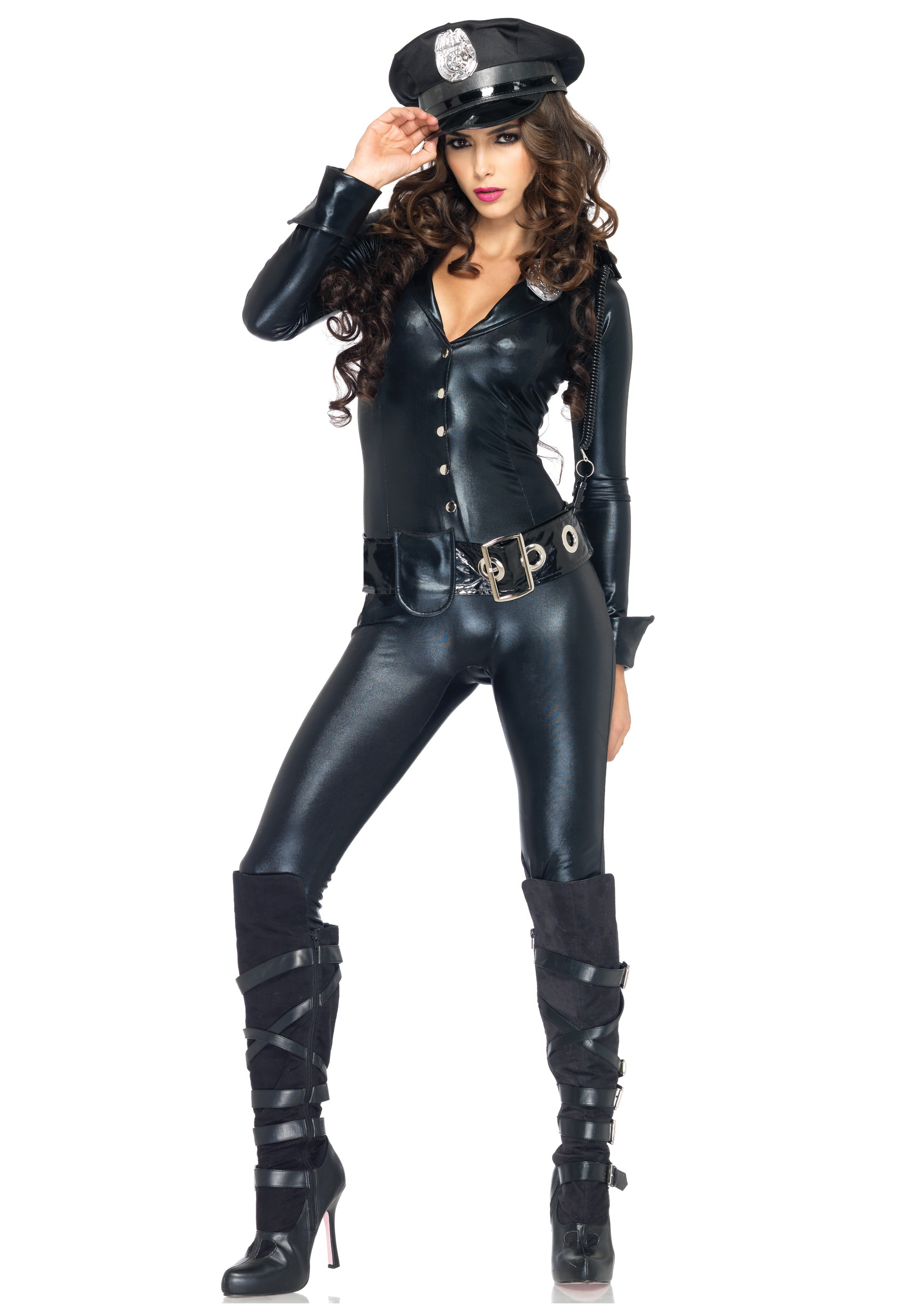 Adult cop costume hottest girl