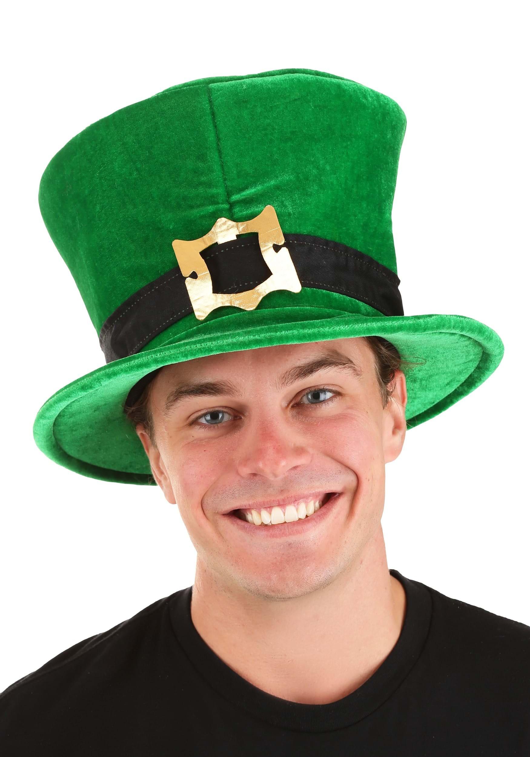 Deluxe Leprechaun Hat