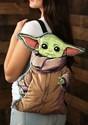 Star Wars Baby Yoda Plush Backpack Alt 1