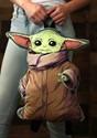 Star Wars Baby Yoda Plush Backpack Alt 2