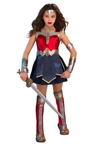 Wonder Woman 84 Girls Costume update 2