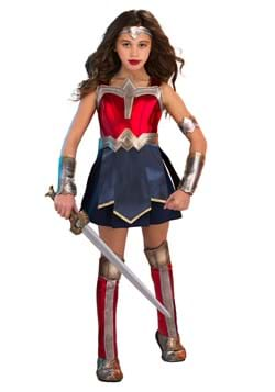 Wonder Woman 84 Girls Costume update 2