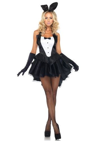 Tux and Tails Bunny Costume By: Leg Avenue for the 2015 Costume season.