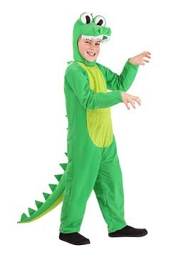 Kid's Goofy Gator Costume