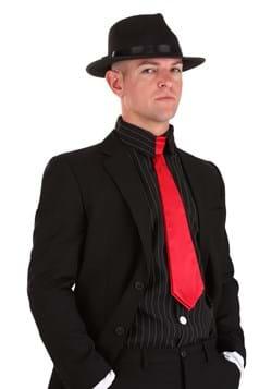 Red Gangster Tie