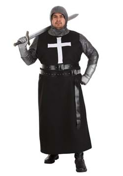 Mens Plus Dark Crusader Costume