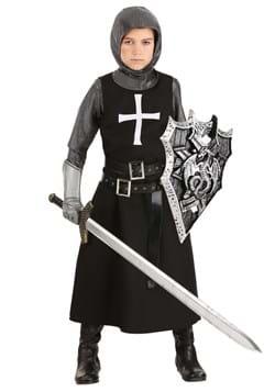 Dark Crusader Costume Kids