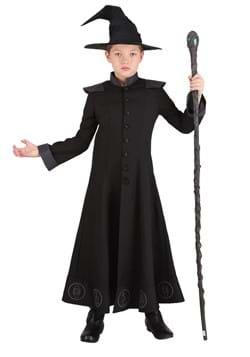 Kids Warlock Costume