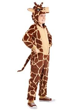 Kids Giraffe Jumpsuit Costume