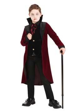 Kids Dreadful Vampire Costume