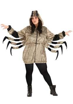 Plus Size Cozy Tarantula Womens Costume