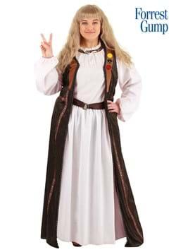 Women's Plus Forrest Gump Jenny Curran Costume
