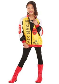 Girl's Push It Pop Star Costume