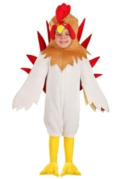 Toddler Rooster Costume