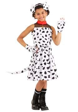 Girl's Fun Dalmatian Costume