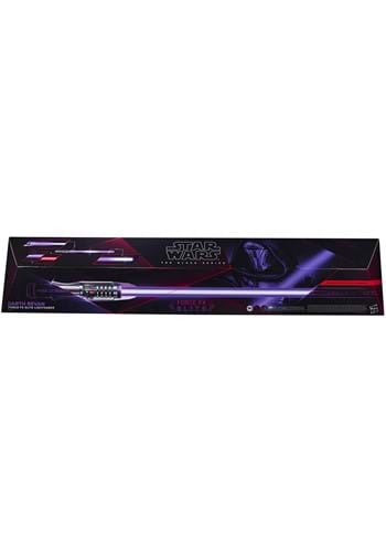 Star Wars The Black Series Elite Darth Revan Force FX Lights
