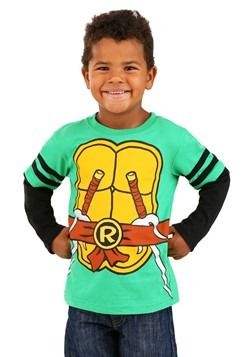 Teenage Mutant Ninja Turtles Costume Longsleeve Te