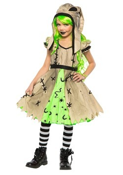 Child's Bug Monster Costume
