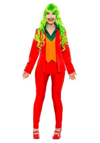 Women's Wicked Prankster Costume