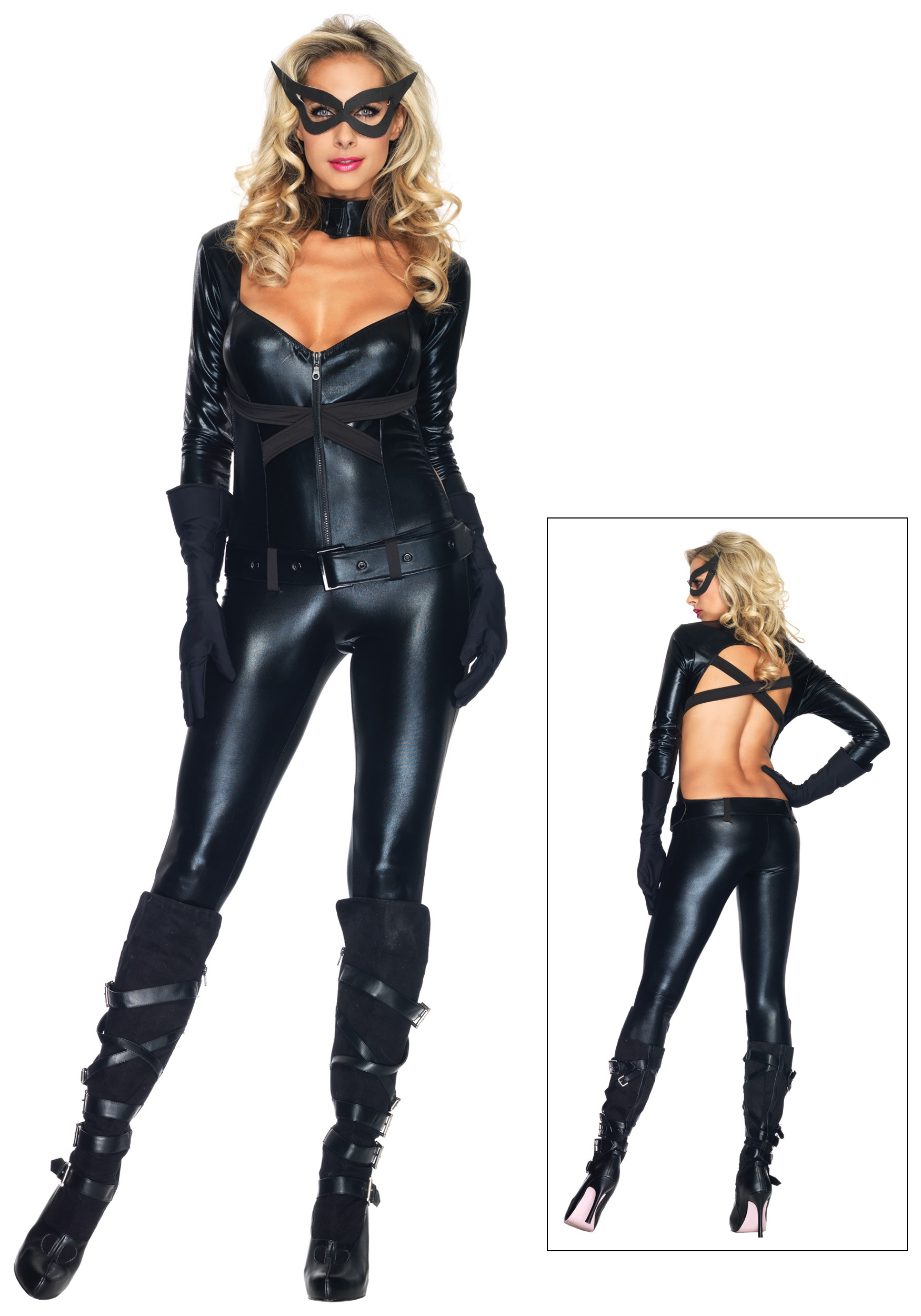 Terrific Cat Costumes For Kids And Adults Halloweencostumes Com Short Hairstyles For Black Women Fulllsitofus