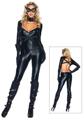 Black Cat Girl Costume (Cats Costume)