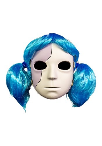 Sally Face Mask and Wig Combo